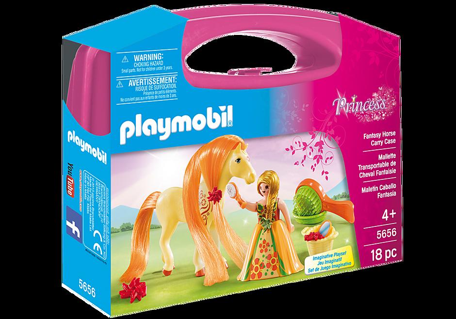 http://media.playmobil.com/i/playmobil/5656_product_box_front/Maletín grande 'Princesa con caballo'