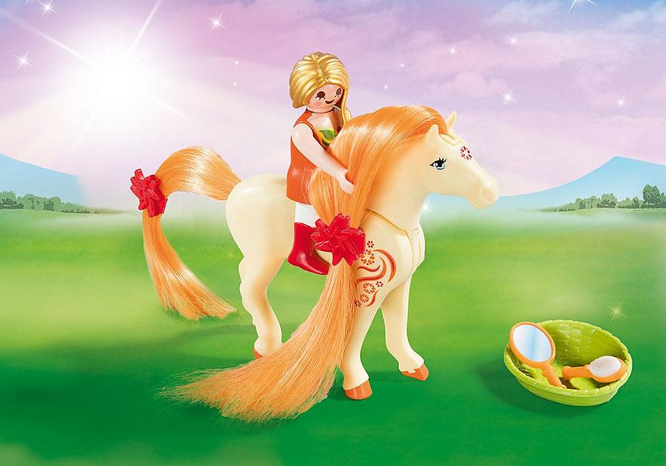 5656 Maleta grande Princesa com Cavalo detail image 5