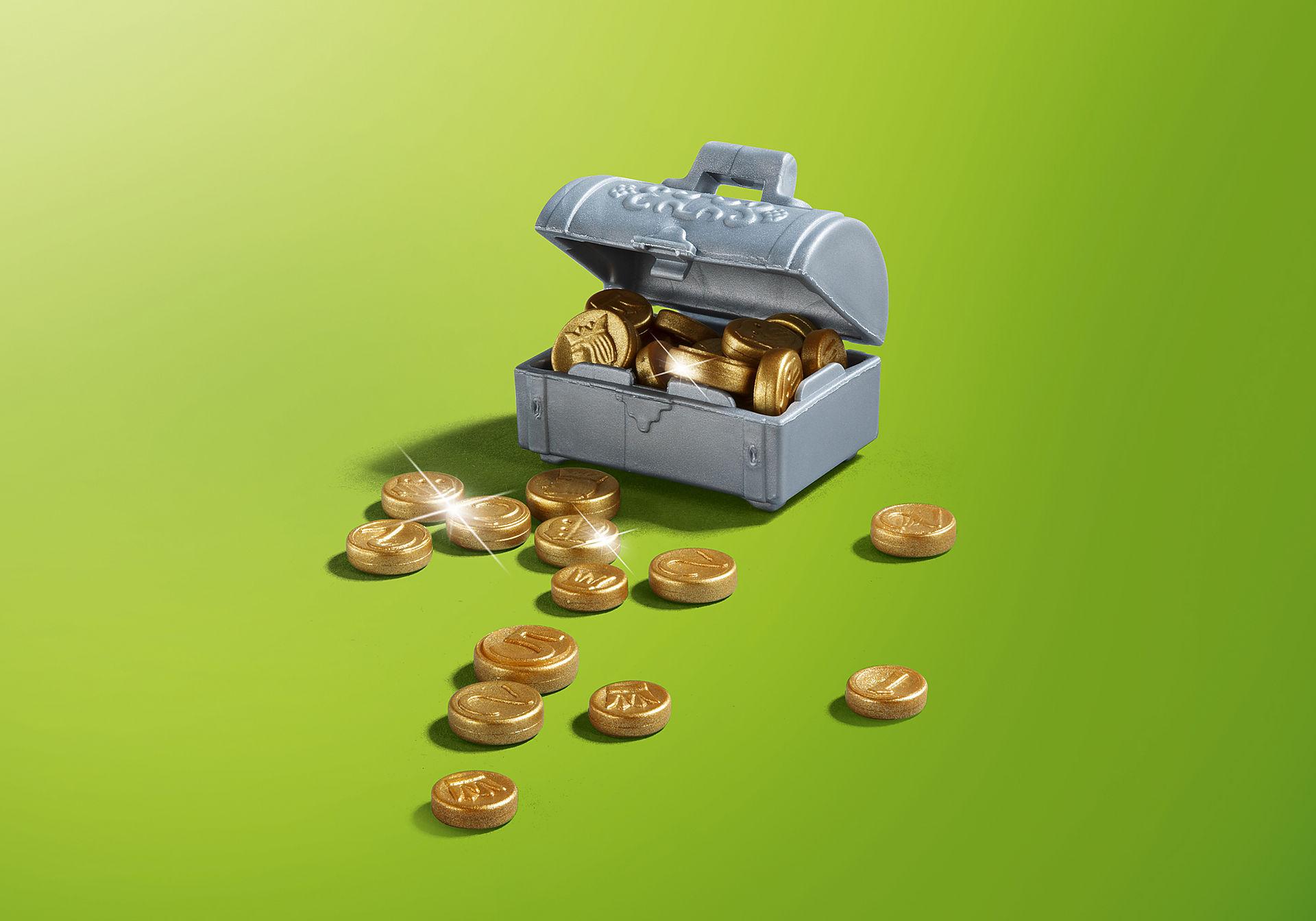 http://media.playmobil.com/i/playmobil/5657_product_extra2/Maxi Βαλιτσάκι Ιππότης με δράκο