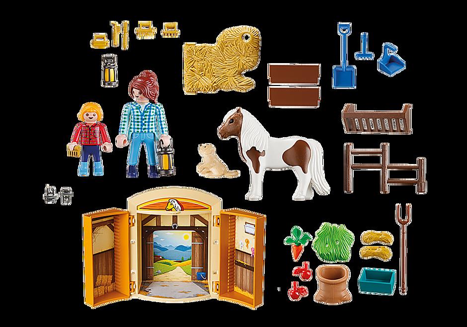 5660 Play Box Horses detail image 3