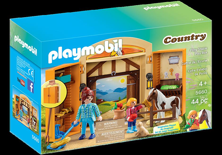 5660 Play Box - Horses detail image 2