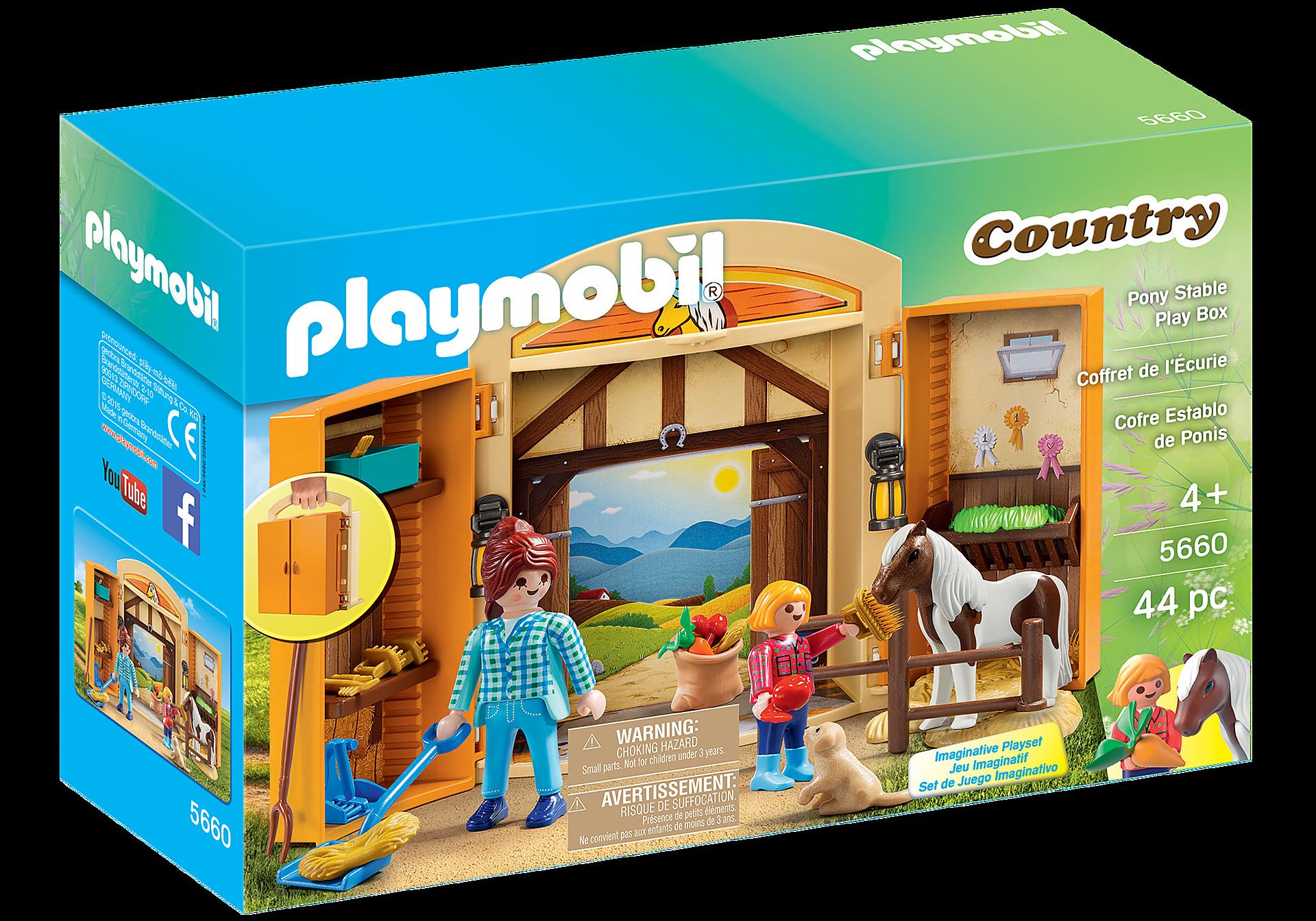 5660 Play Box - Horses zoom image2