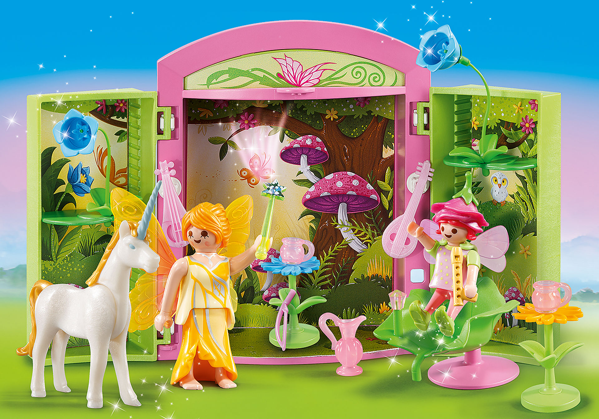 5661 Play Box - Fairies zoom image1