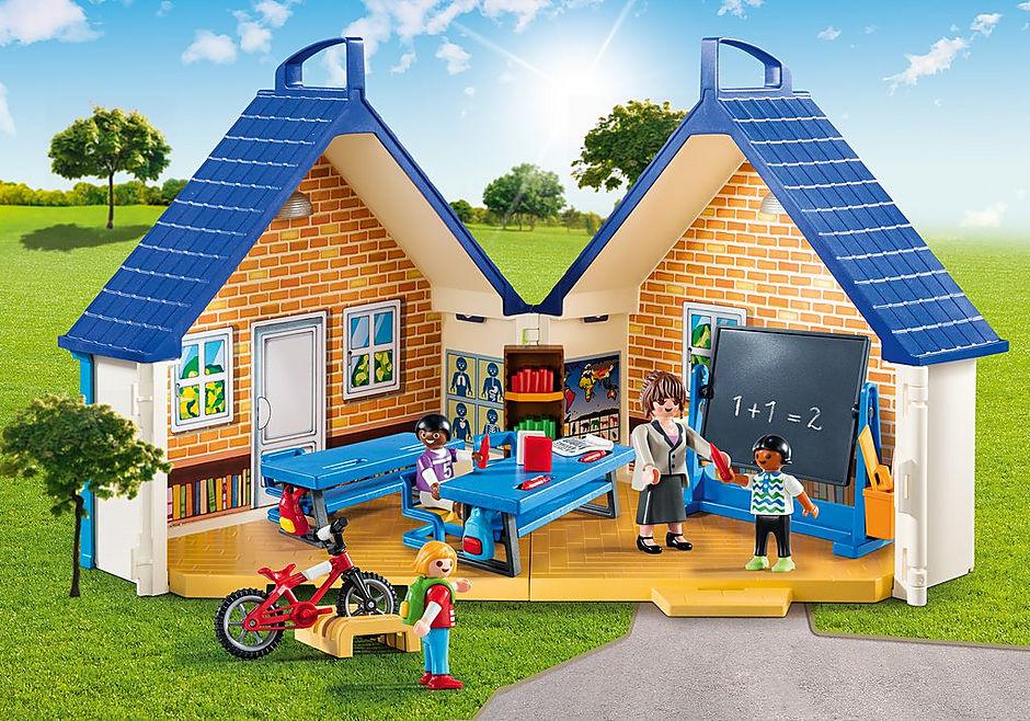 5662 Take Along School House detail image 1