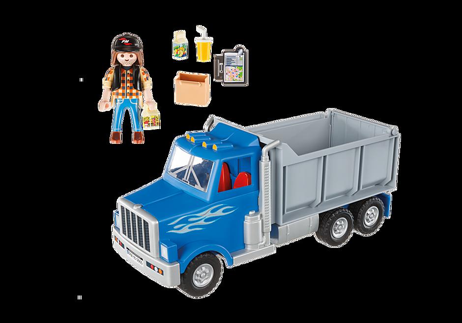 5665 Dump Truck detail image 3