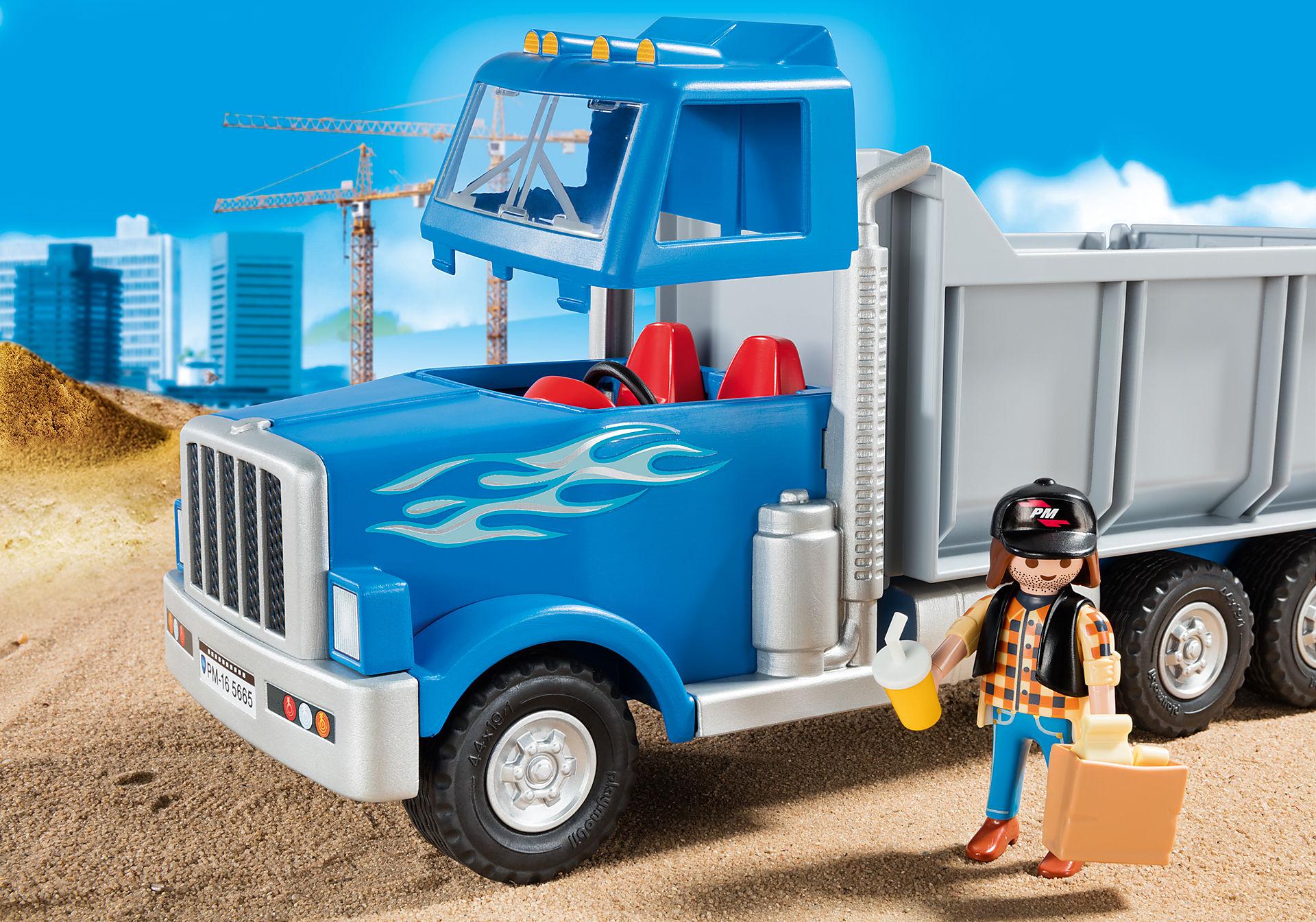 5665 Dump Truck zoom image5