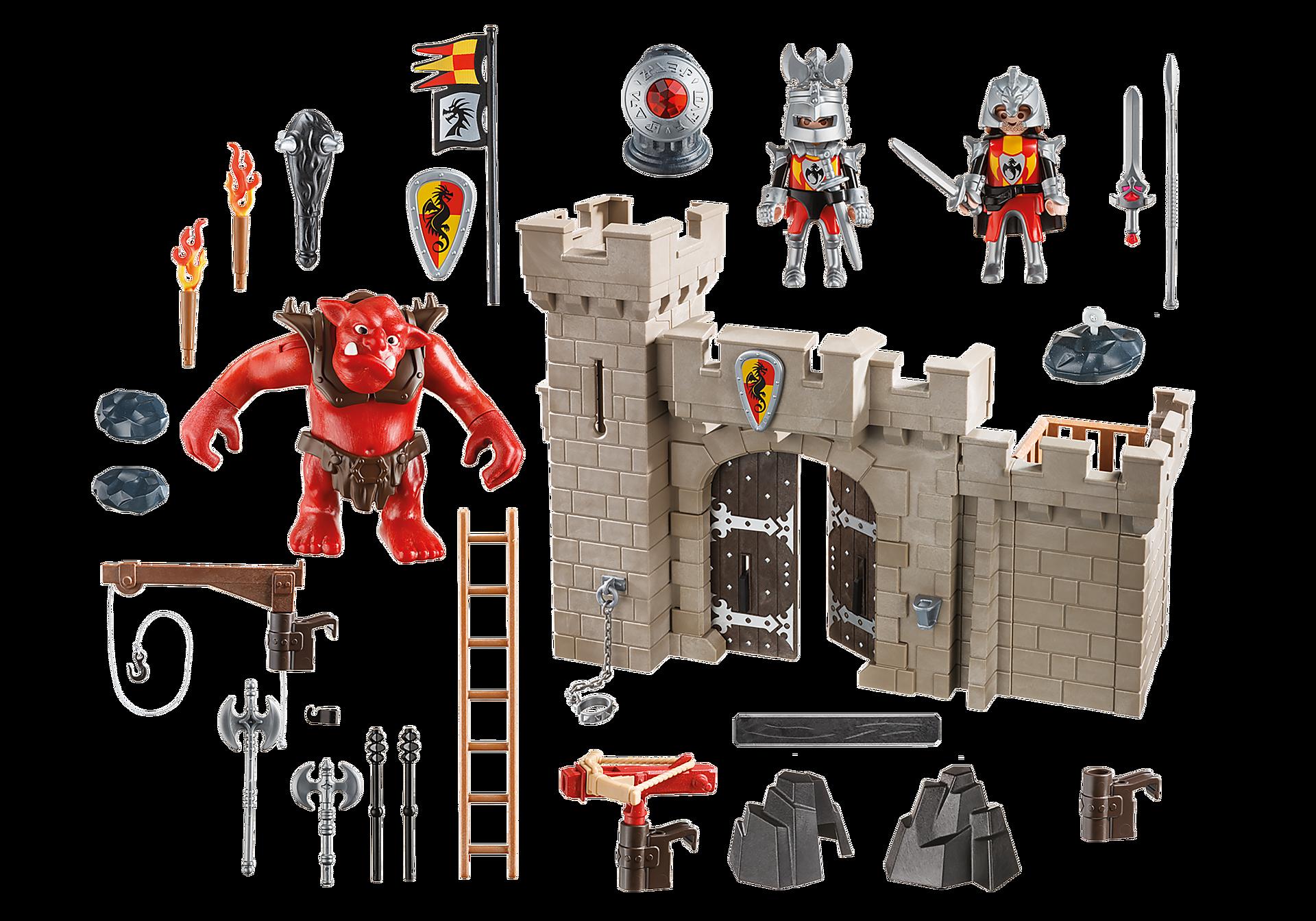 5670 Knights Castle Club Set zoom image3