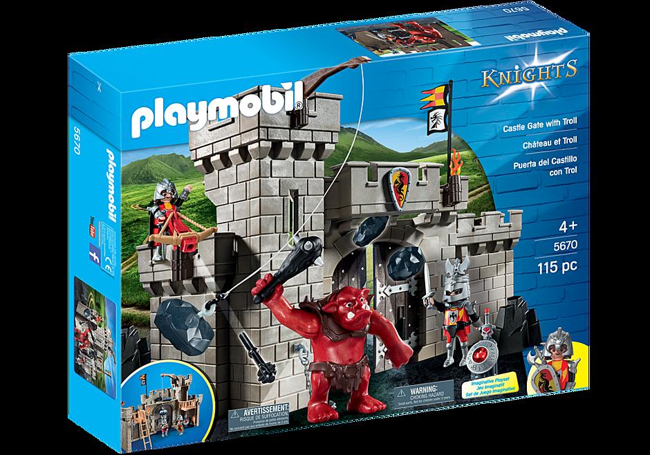 5670 Set Castelo de Cavaleiros detail image 2