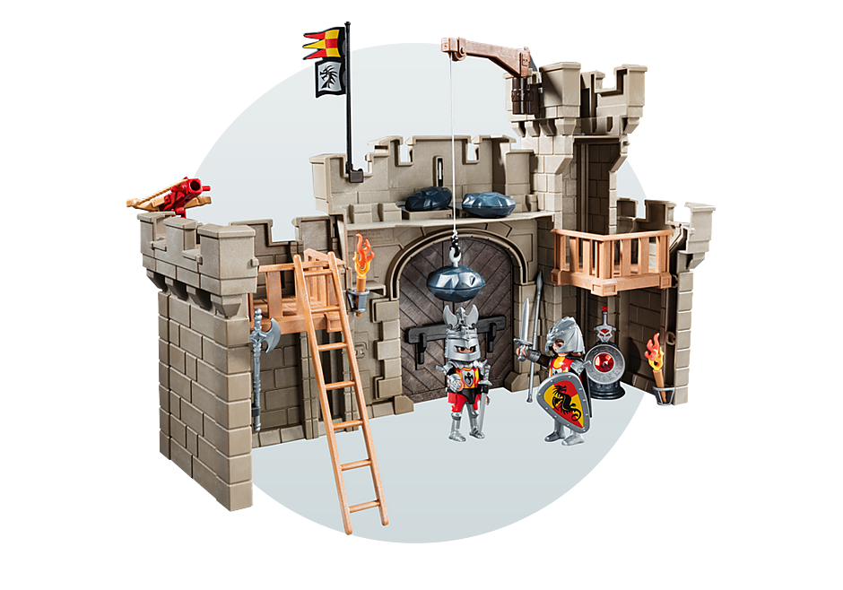 5670 Set Castelo de Cavaleiros detail image 8