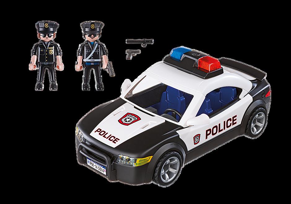 5673 Police Car detail image 3