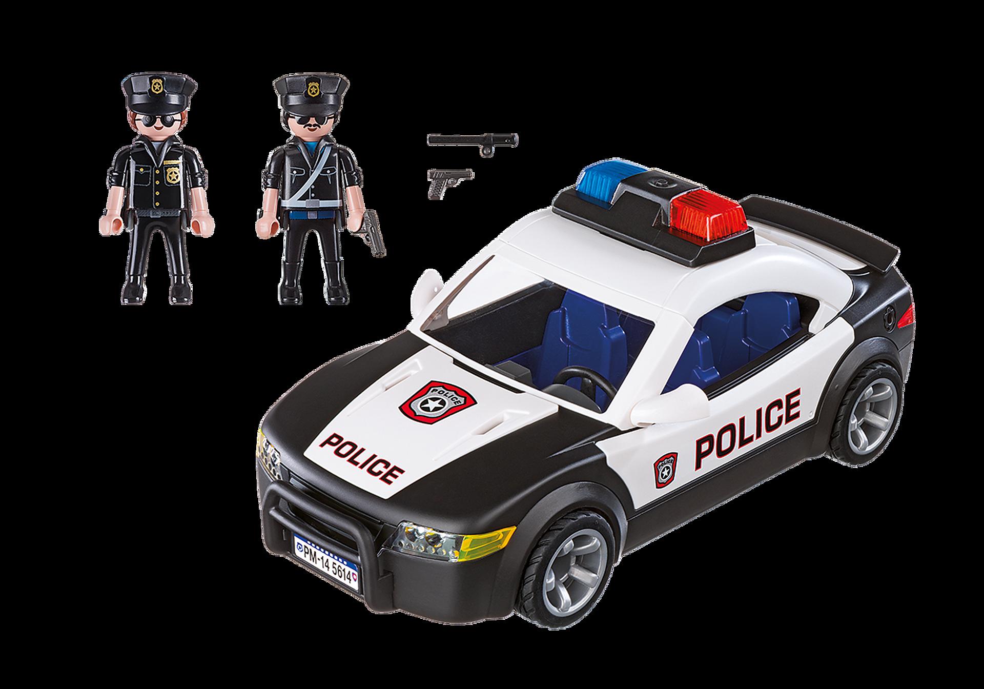5673 Police Car zoom image3