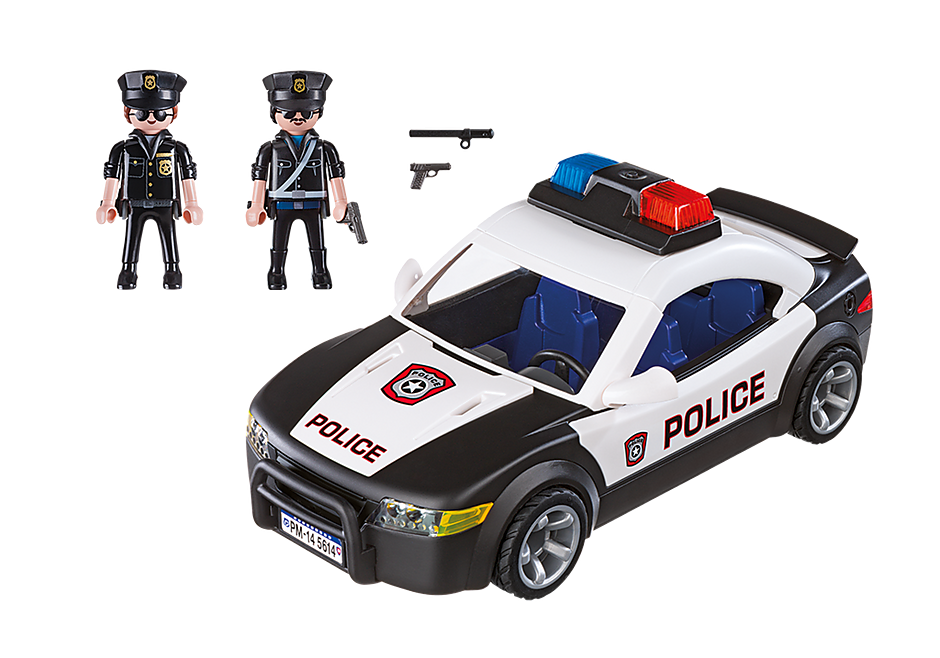 5673 Police Car detail image 3