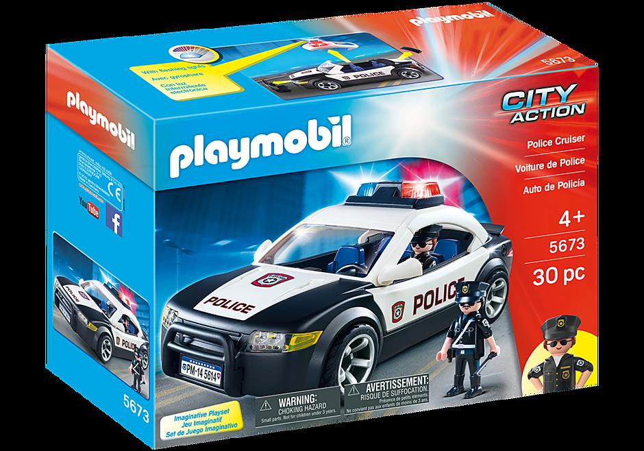 5673 Police Car detail image 2