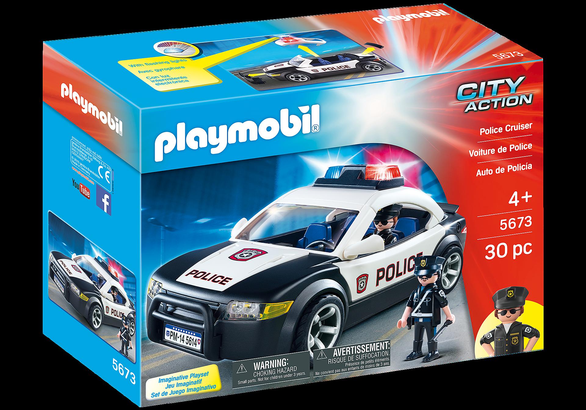 5673 Police Car zoom image2