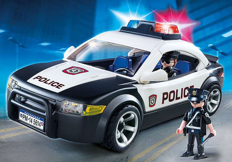 5673 Police Car detail image 1