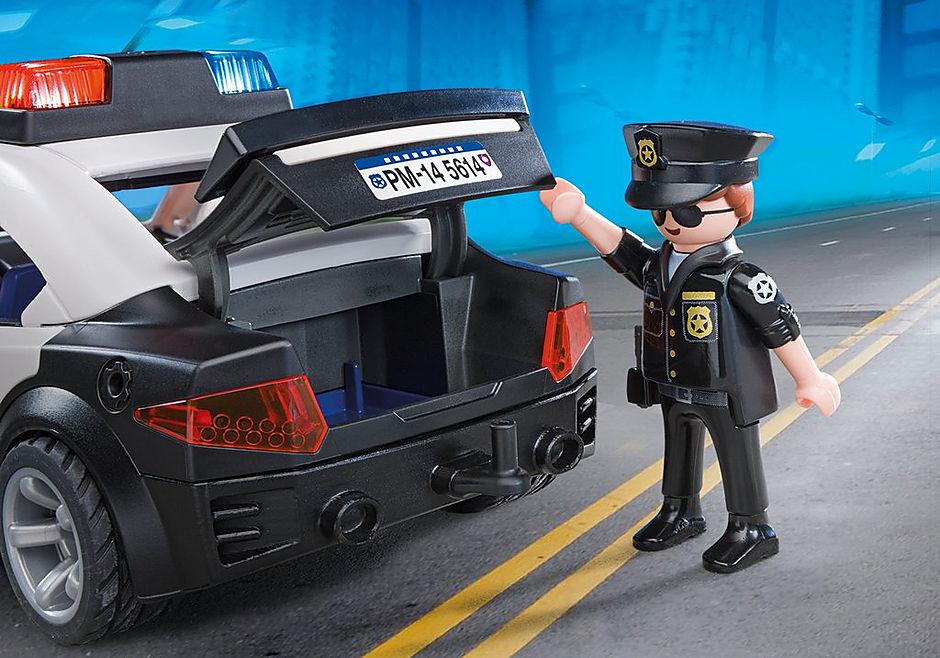 5673 Police Car detail image 4