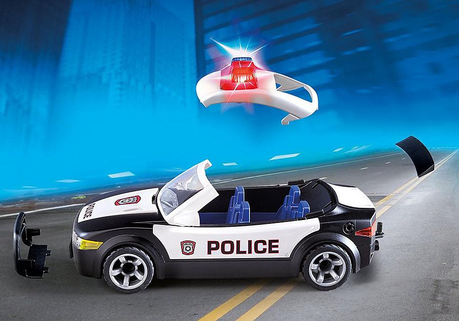 5673 Police Car detail image 5