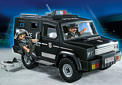 5674 Tactical Unit Car