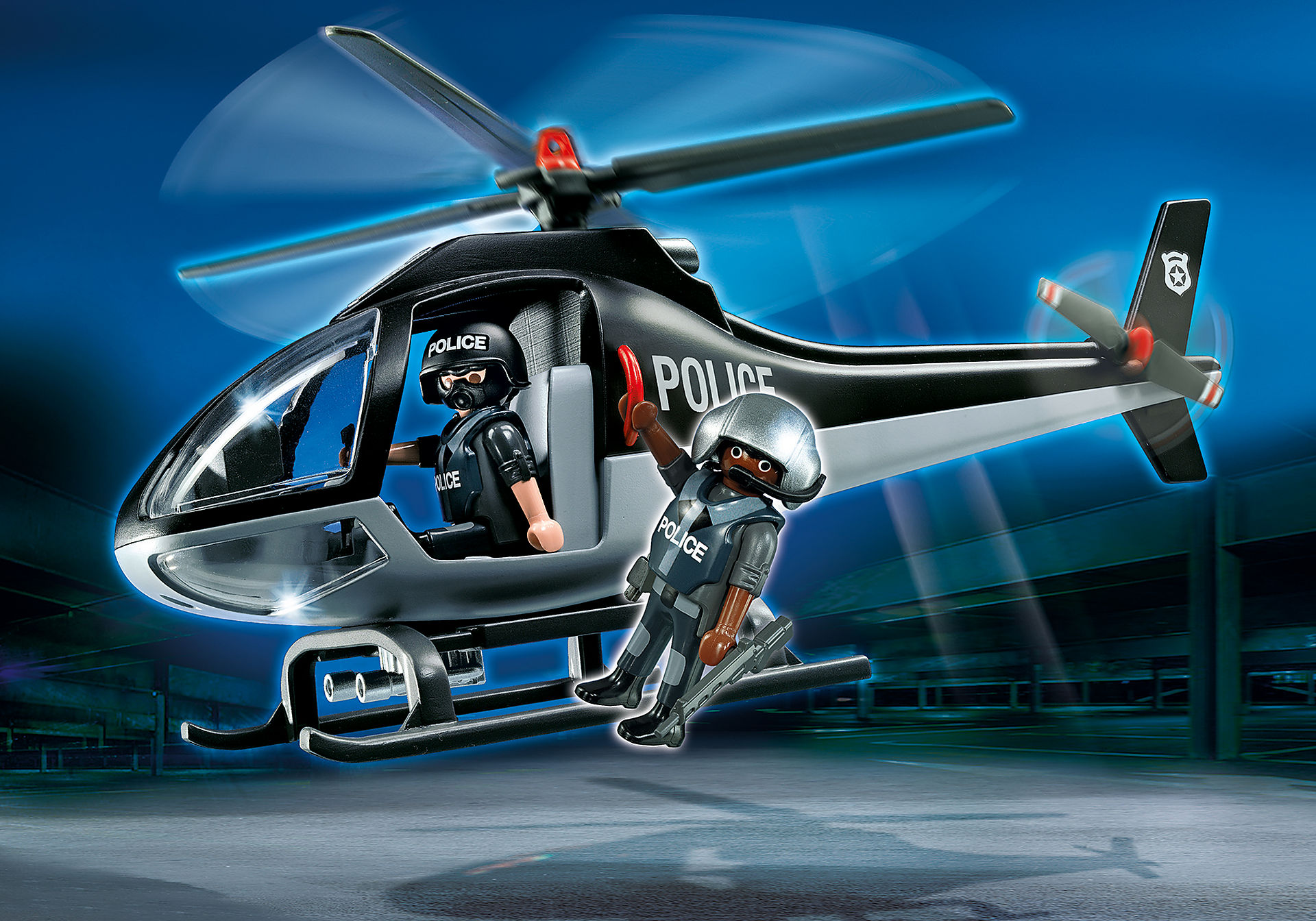 5675 Tactical Unit Copter zoom image1
