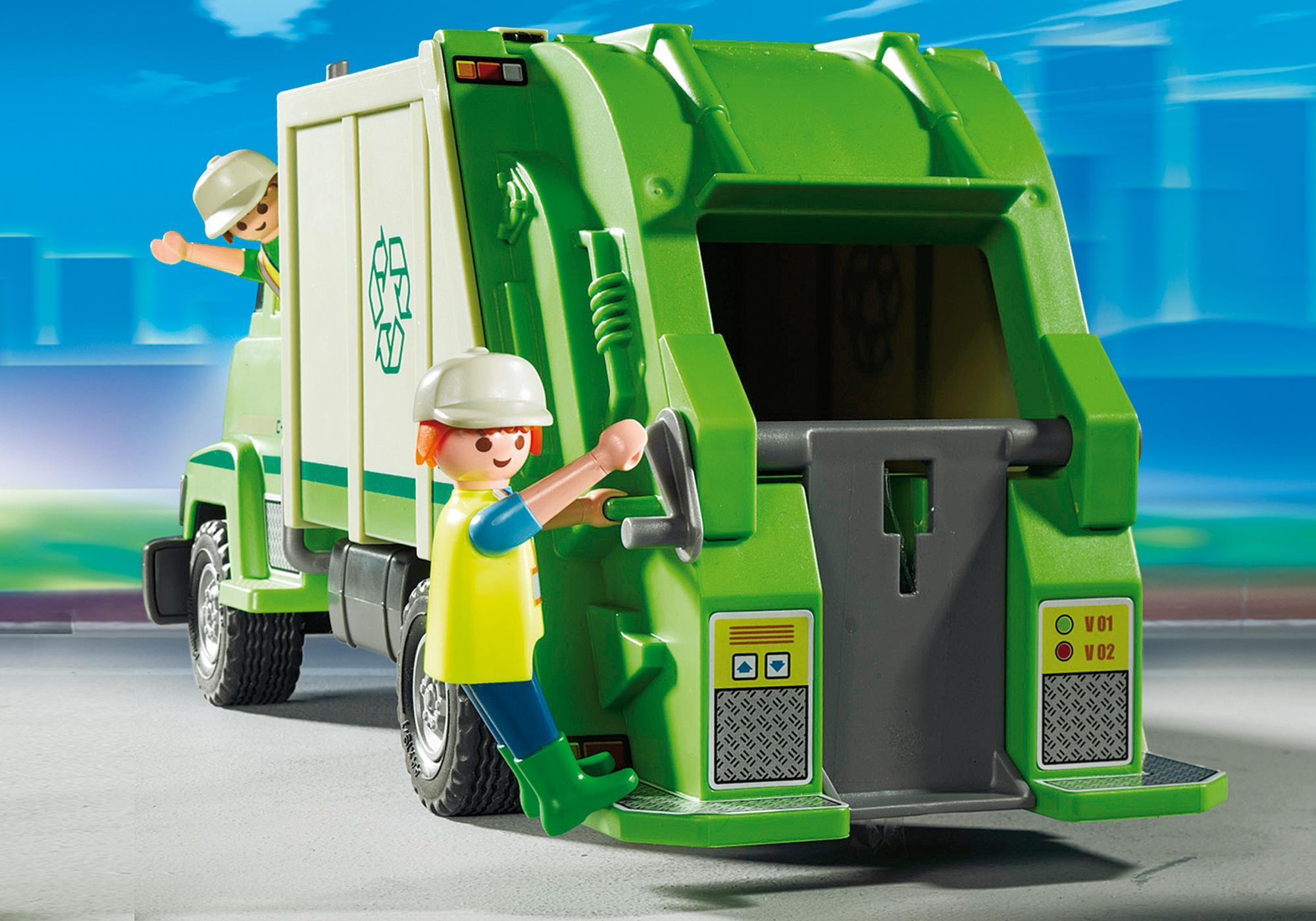 http://media.playmobil.com/i/playmobil/5679_product_extra1/Recycling Truck