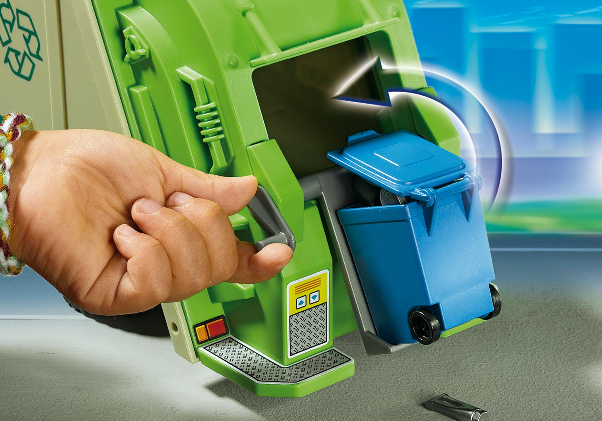 http://media.playmobil.com/i/playmobil/5679_product_extra2/Recycling Truck