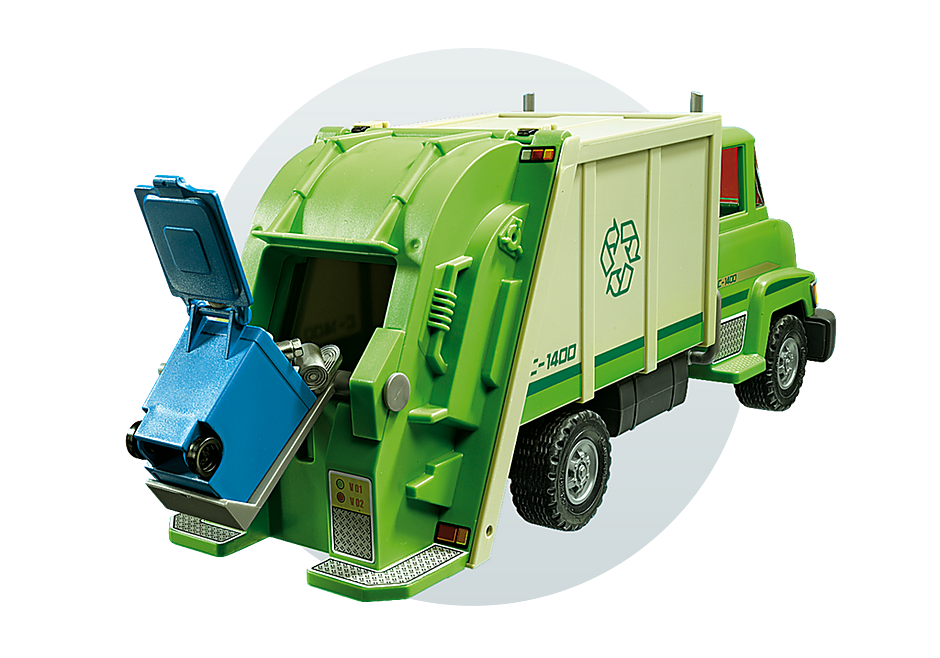 5679 Recycling Truck detail image 6
