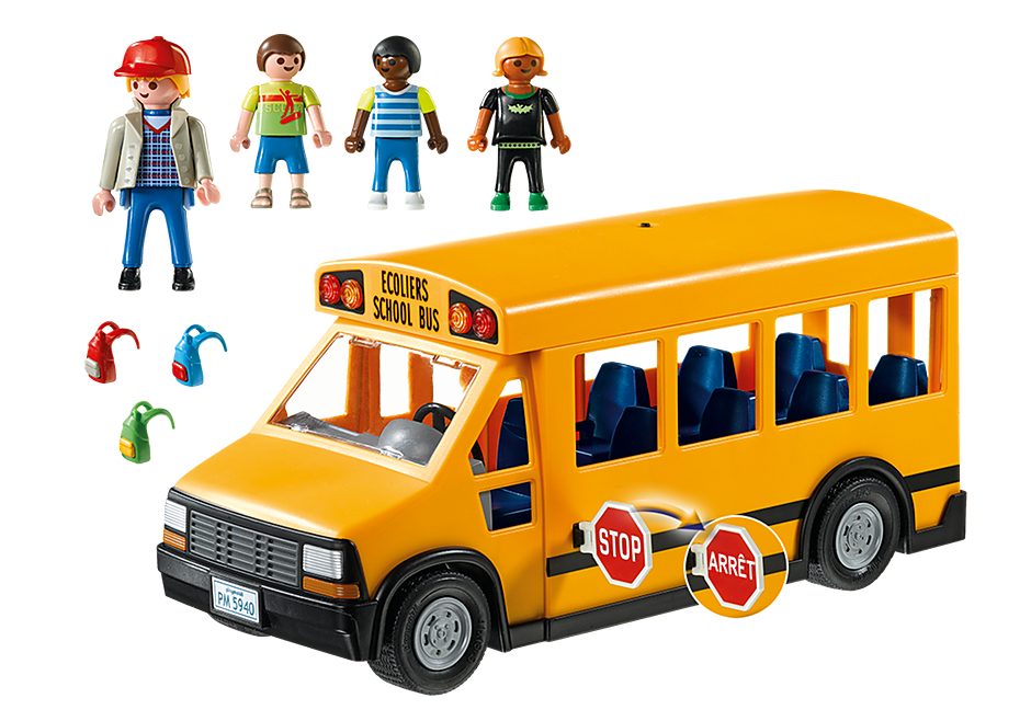 5680 School Bus detail image 3