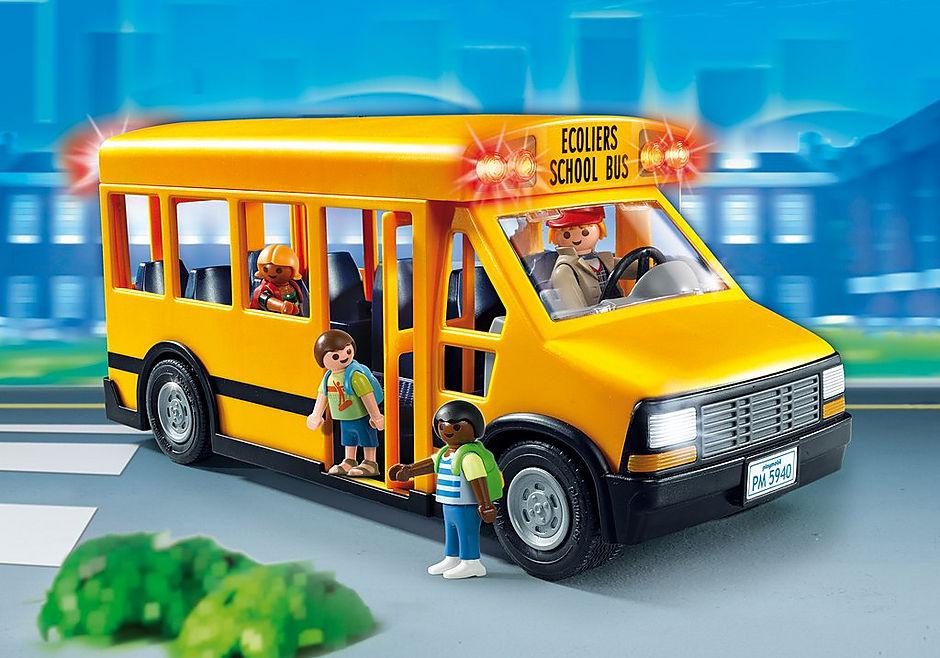 5680 School Bus detail image 1