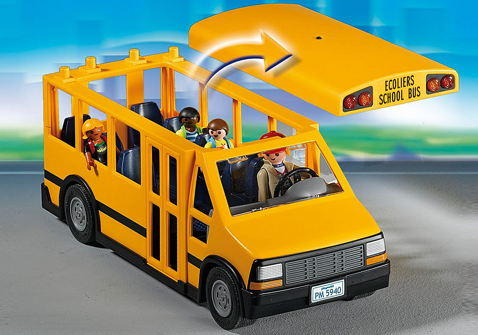 5680 School Bus detail image 4