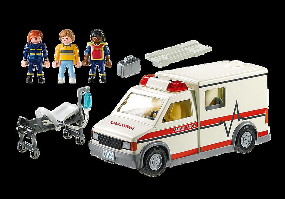 5681 Rescue Ambulance detail image 3