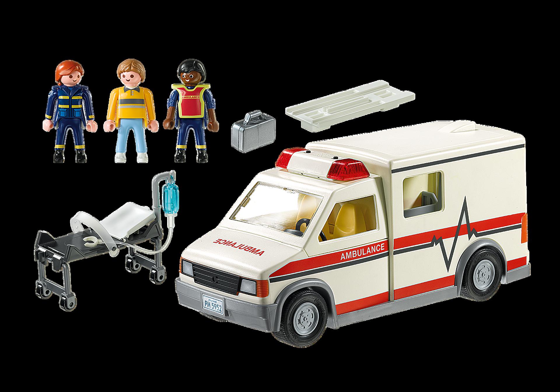 5681 Rescue Ambulance zoom image3