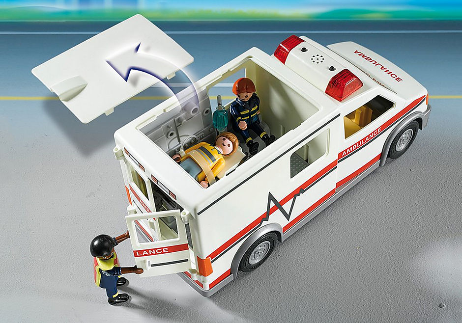 5681 Rescue Ambulance detail image 4