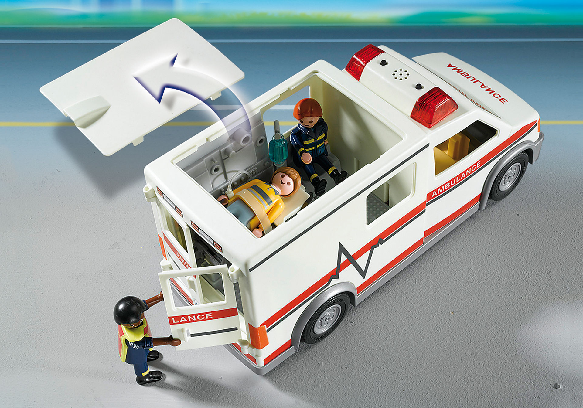 5681 Rescue Ambulance zoom image4