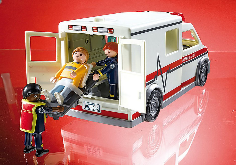5681 Rescue Ambulance detail image 5