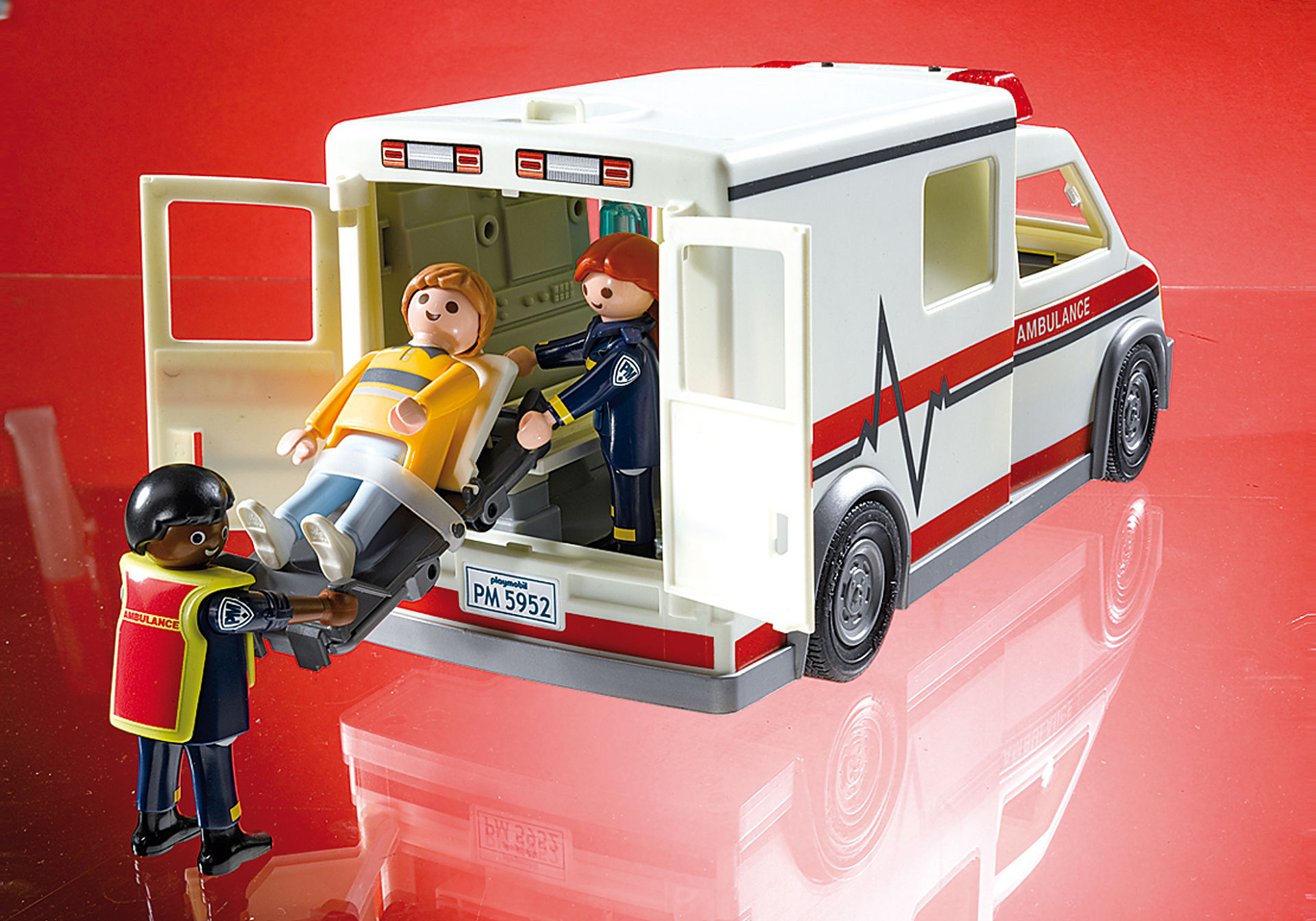 5681 Rescue Ambulance zoom image5