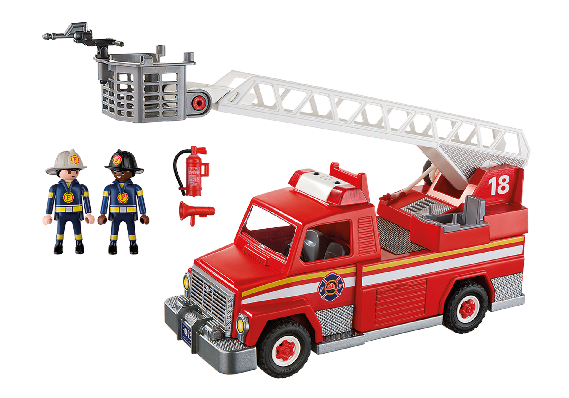 Rescue Ladder Unit 5682 Playmobil 174 Usa