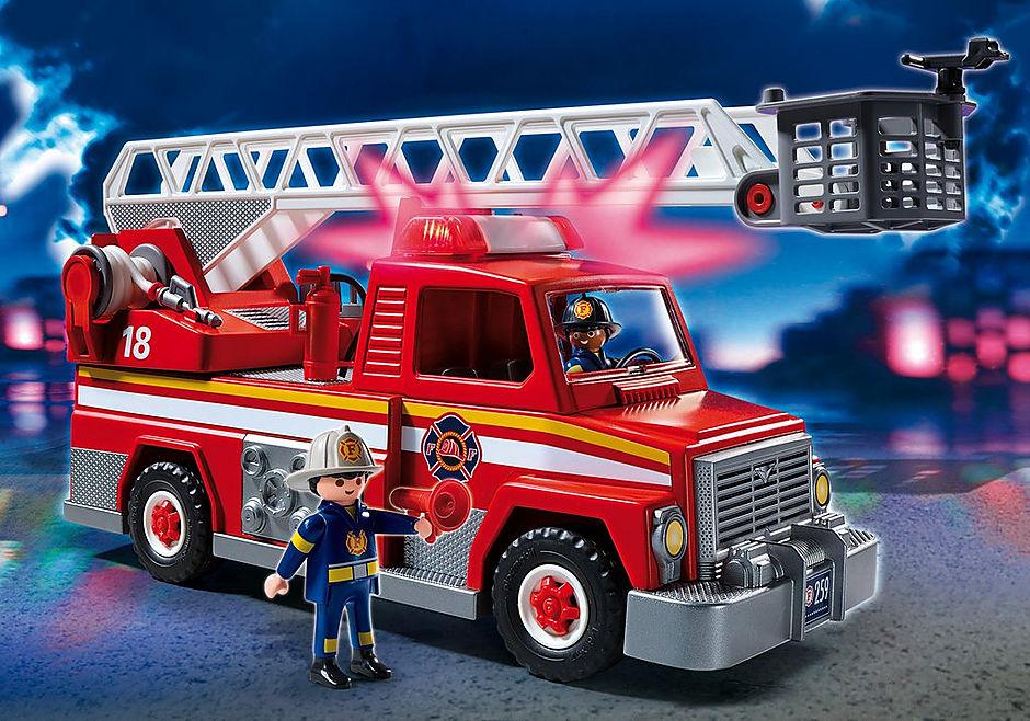 5682 Rescue Ladder Unit detail image 1