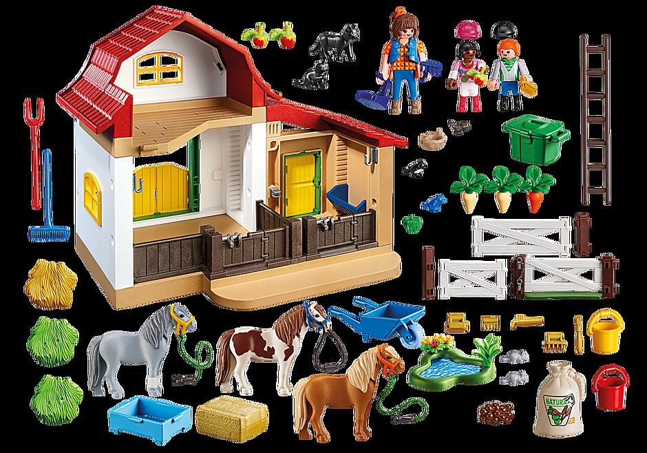 5684 Pony Farm detail image 3