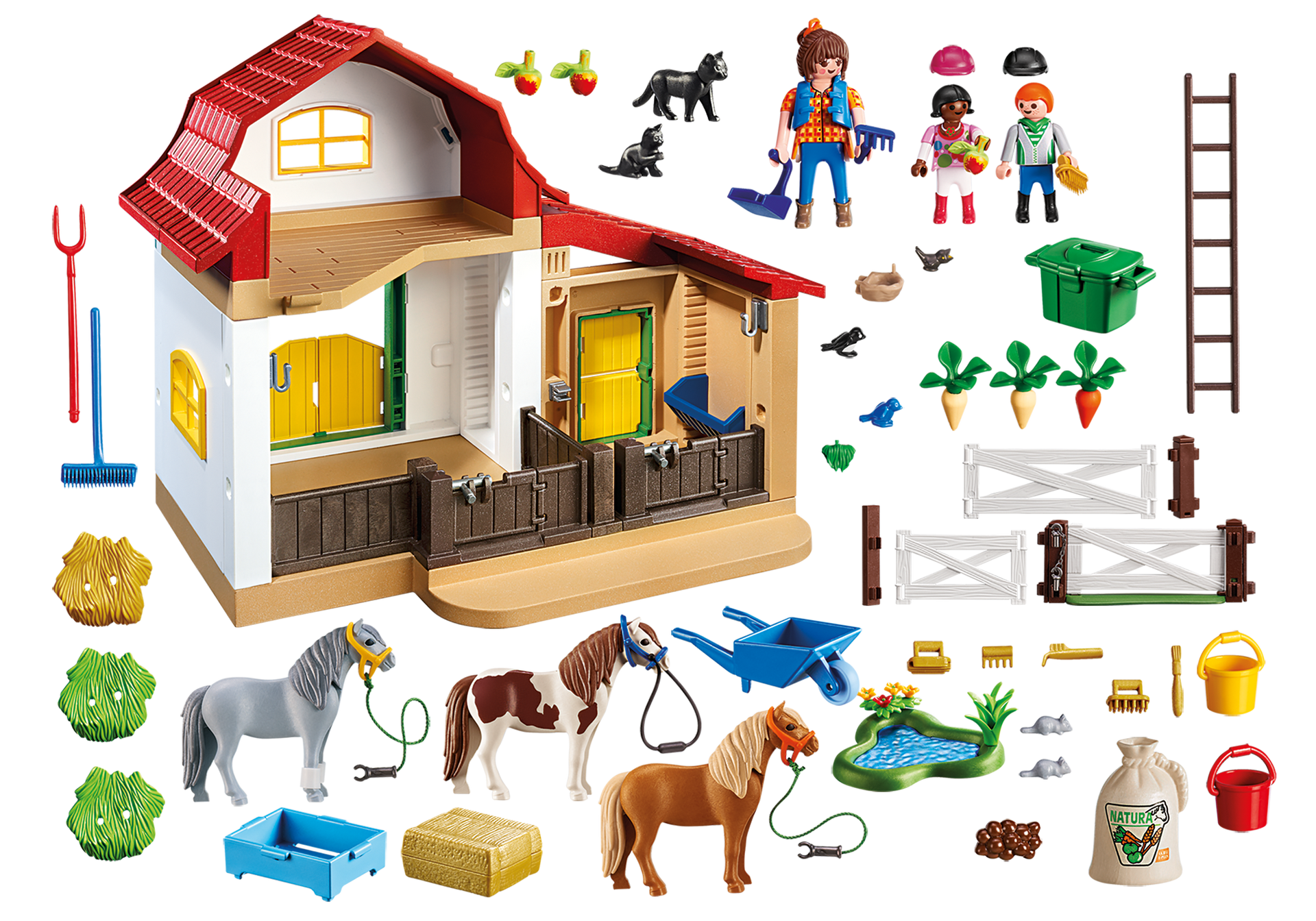 From Cardboard Box To Lighted Dollhouse together with Bt8970 Livestock Market in addition Kentucky Derby Party Tablescape moreover The Horsebox Story So Far furthermore Fantastic Farm Games For Kids. on horse barn set up