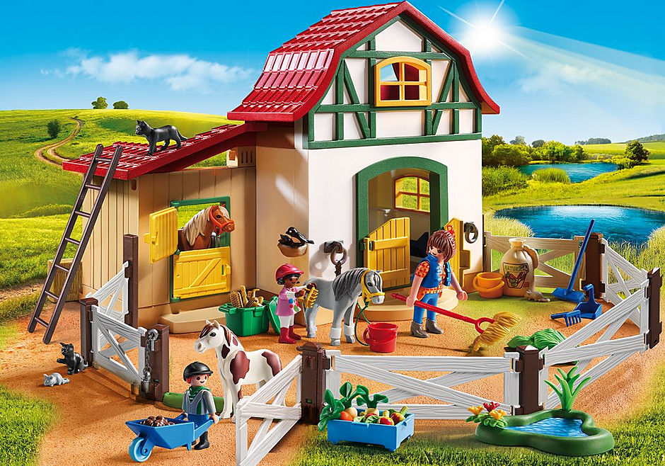 5684 Pony Farm detail image 1