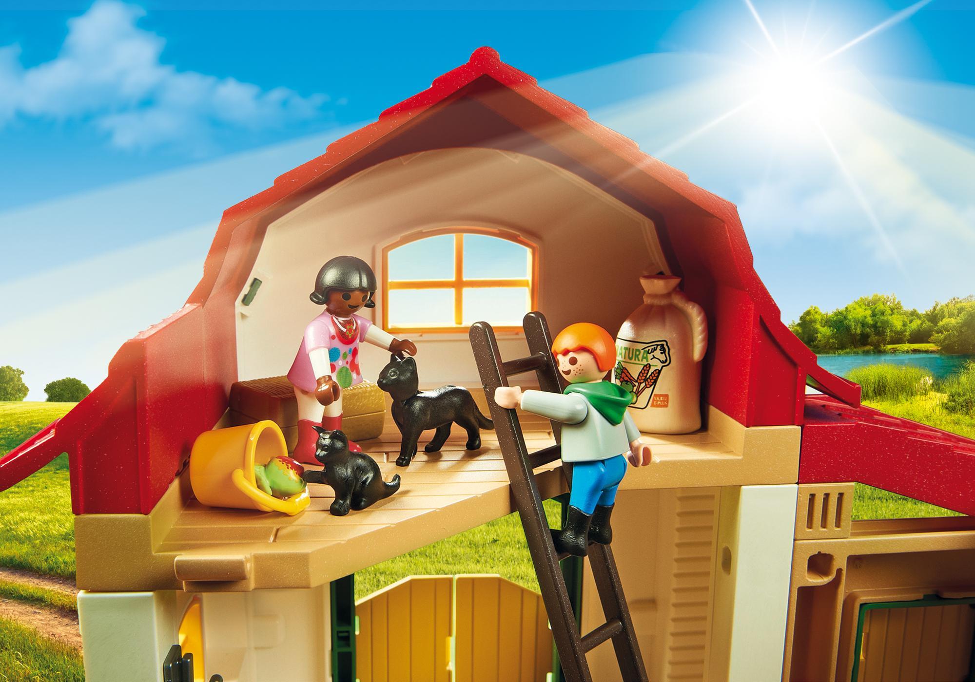 http://media.playmobil.com/i/playmobil/5684_product_extra1/Pony Farm