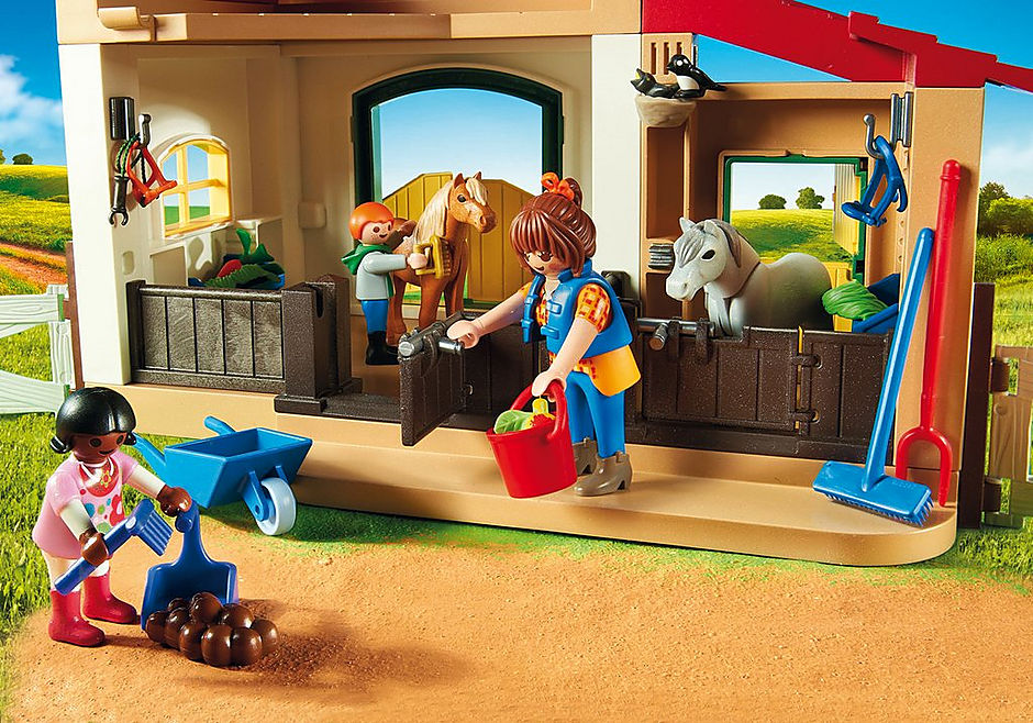 5684 Pony Farm detail image 6