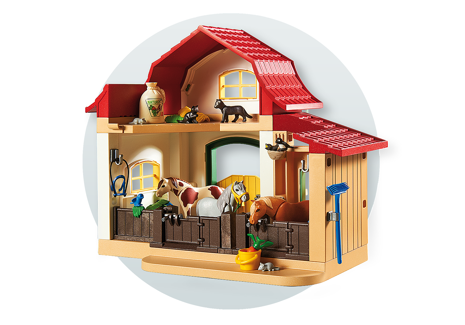 http://media.playmobil.com/i/playmobil/5684_product_extra4/Pony Farm