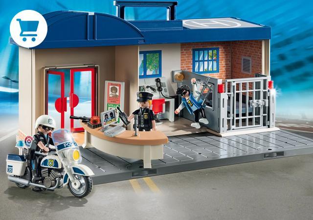 playmobil usa. Black Bedroom Furniture Sets. Home Design Ideas
