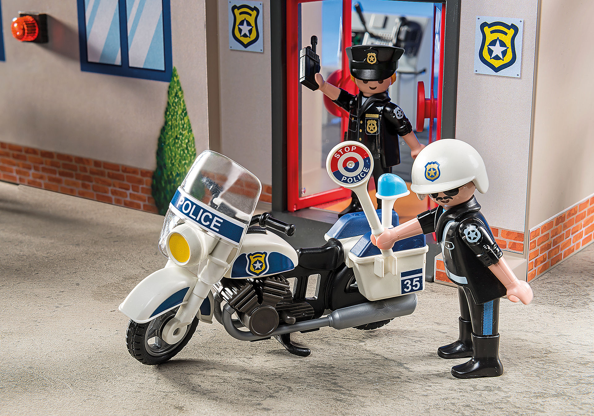 5689 Commissariat de Police Transportable zoom image6