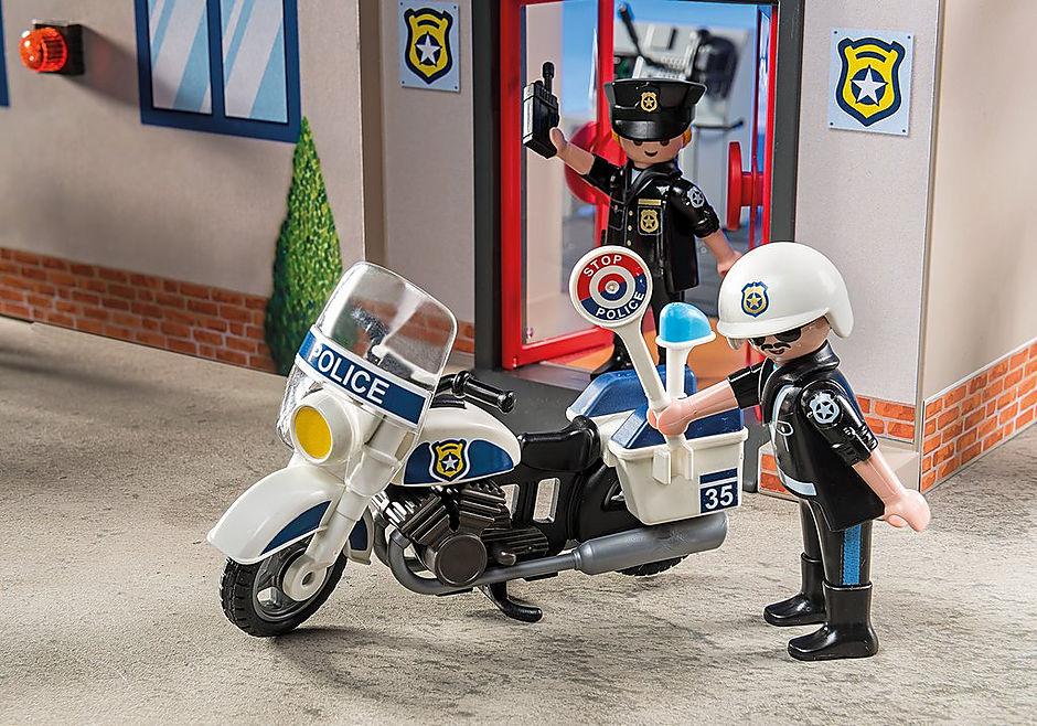 5689 Take Along Police Station detail image 5