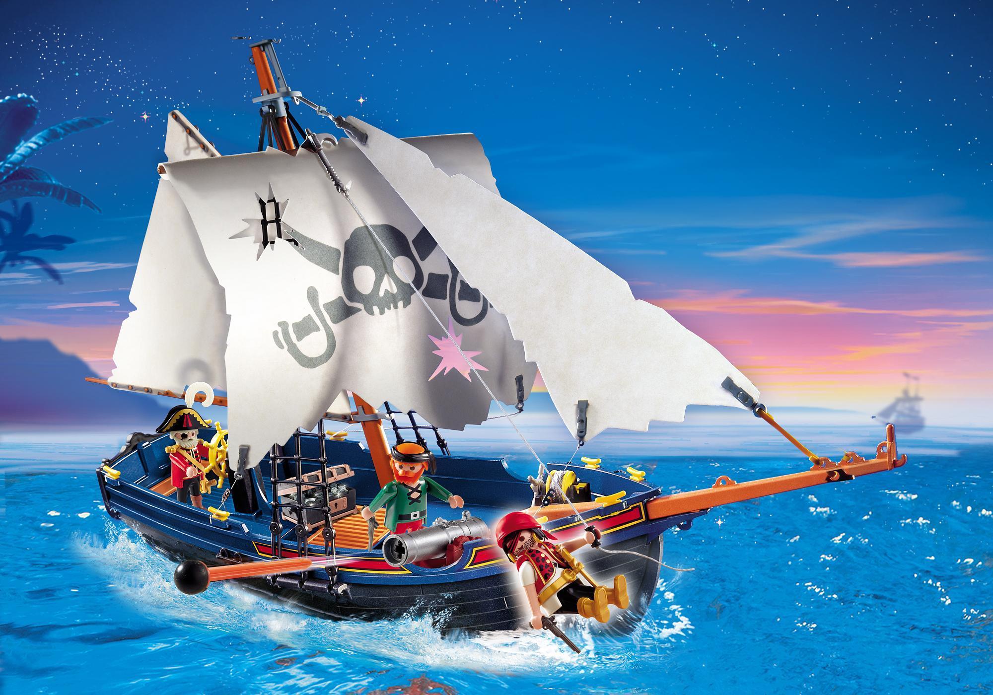 5810_product_detail/Bateau pirate de Barbe bleue