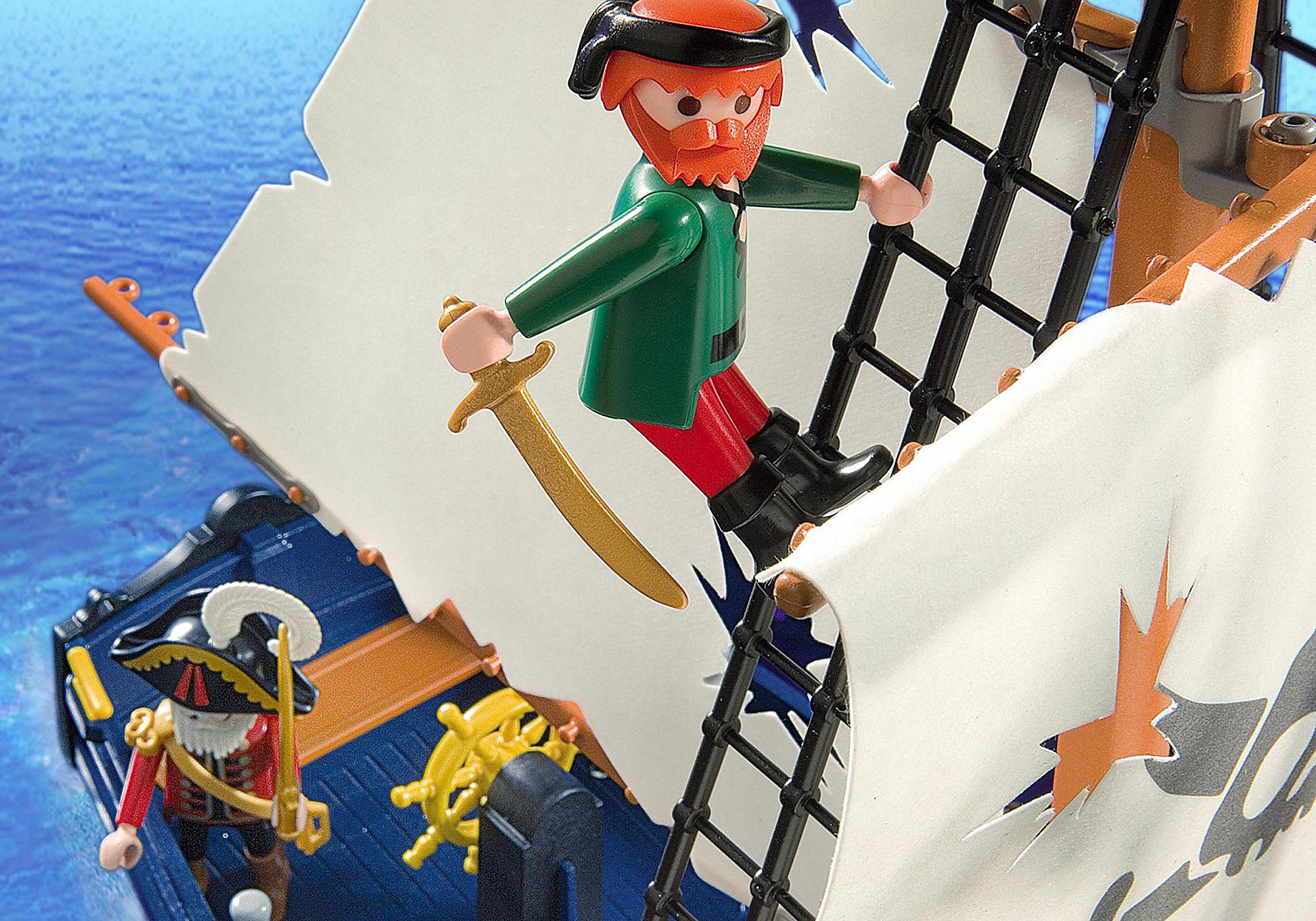 5810 Blauwbaard piratenschip zoom image8