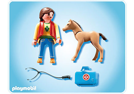http://media.playmobil.com/i/playmobil/5820-A_product_box_back/PLAYMOBIL Duo Vétérinaire et poulain