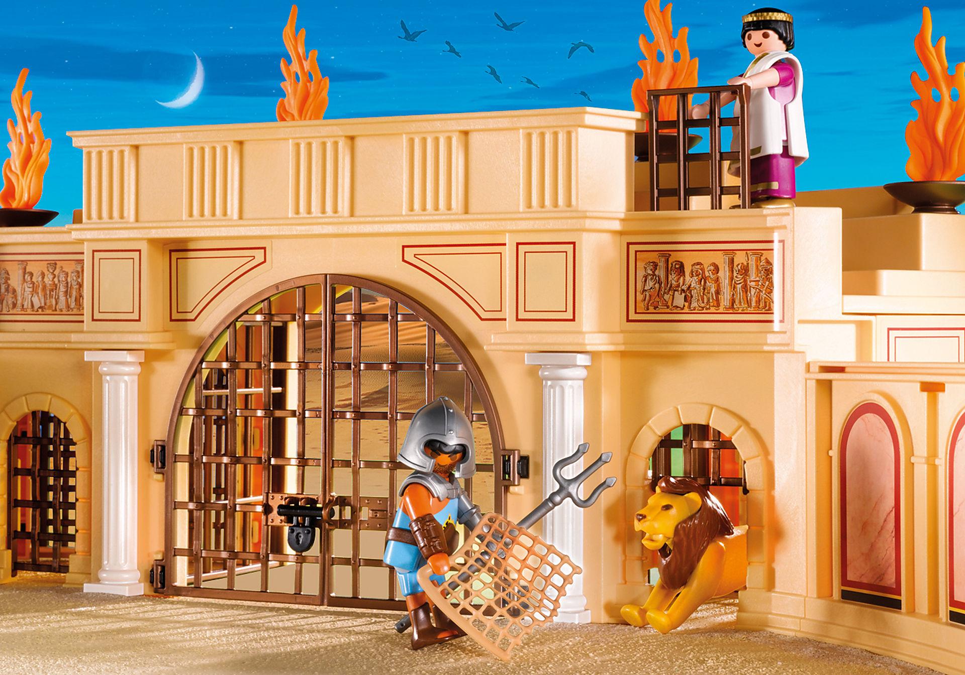 http://media.playmobil.com/i/playmobil/5837_product_extra6/Roman Arena